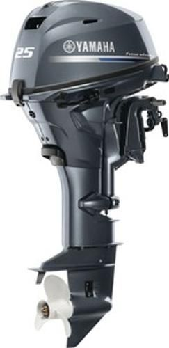 Yamaha Outboards F25LWTC