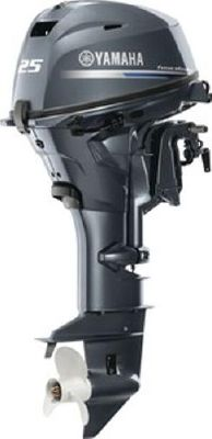 Yamaha Outboards F25LWTC - main image