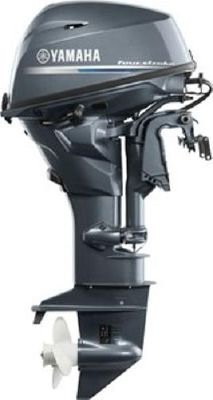 Yamaha Outboards F25LC - main image