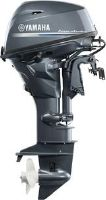 Yamaha Outboards F25LC