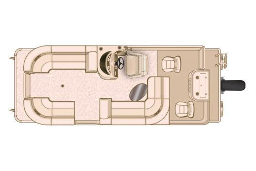 2017 SunChaser Classic Fish 8520 Cruise-N-Fish