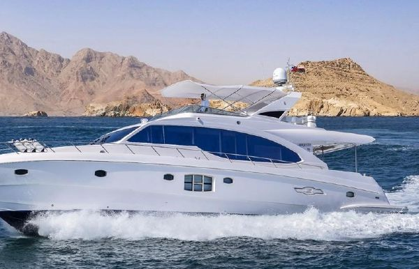 2018 Majesty Yachts Majesty 70