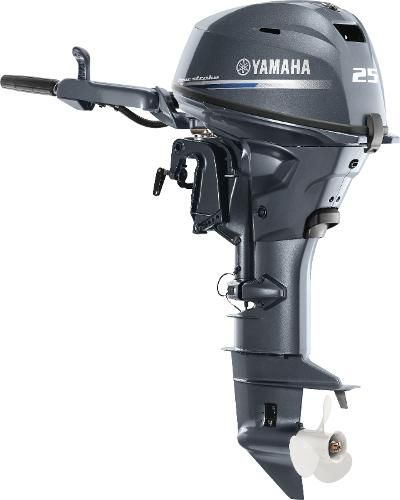 Yamaha Outboards F25LWHC
