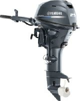 Yamaha Outboards F25LWHC