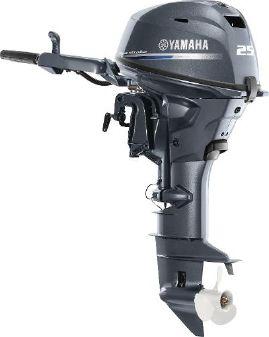 Yamaha Outboards F25LWHC image