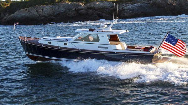Reliant Yachts Commuter 40