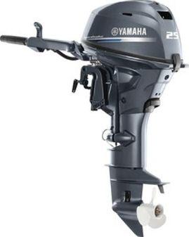 Yamaha Outboards F25SWHC image