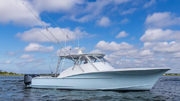 Shearline 34' Express