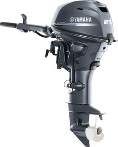 Yamaha Outboards F25LMHC