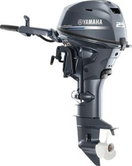 Yamaha Outboards F25LMHC image