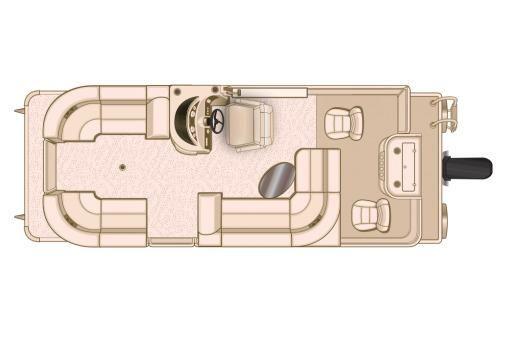 2017 SunChaser Classic Fish 8524 Cruise-N-Fish