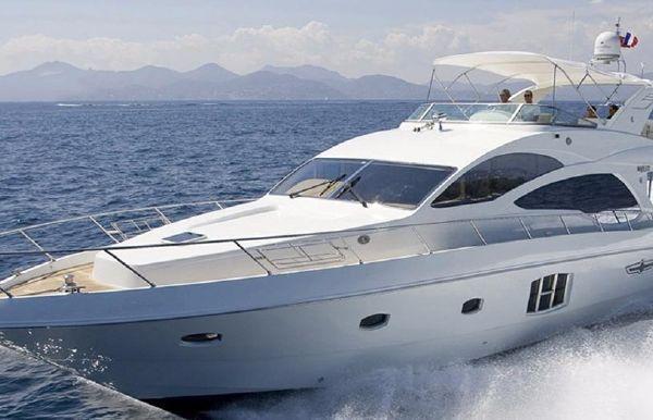 2018 Majesty Yachts Majesty 63