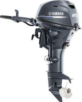 Yamaha Outboards F25SMHC image
