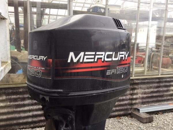 Mercury 150 EFI L