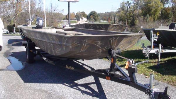 SeaArk 1860DKS Duck Boat
