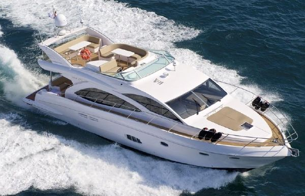 2017 Majesty Yachts Majesty 56