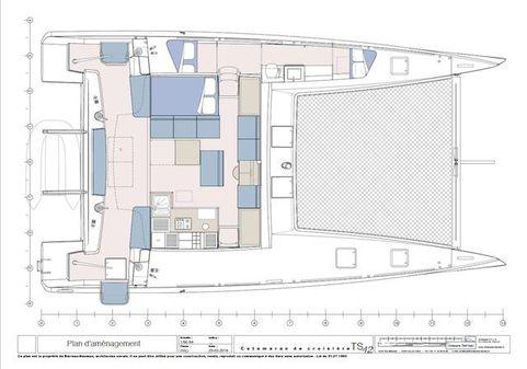 Catamaran TS 42 image