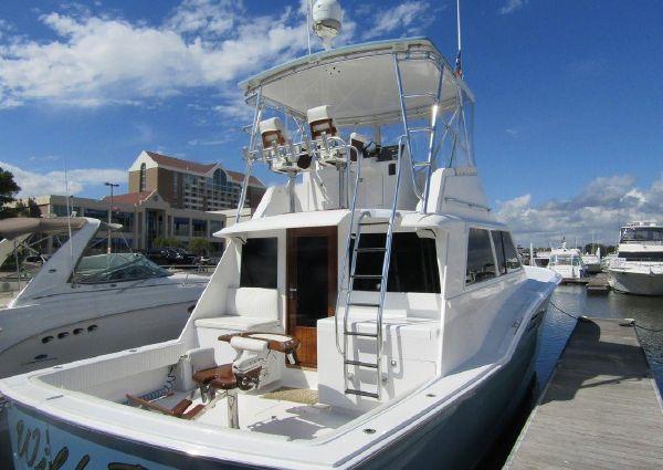 Hatteras 45' Custom Convertible Sportfish image