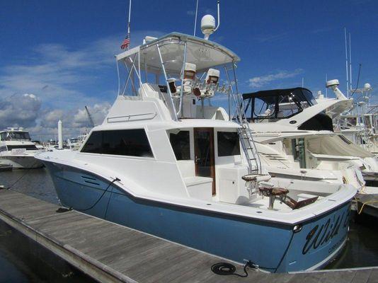 Hatteras 45' Custom Convertible Sportfish - main image
