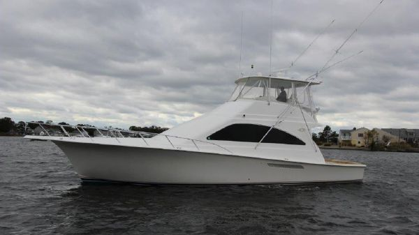 Ocean Yachts 50 Super Sport (Mezzanine)