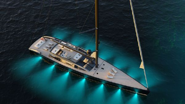 Perini Navi 47m E-volution