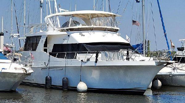 Ocean Alexander 546 Yachtfisher