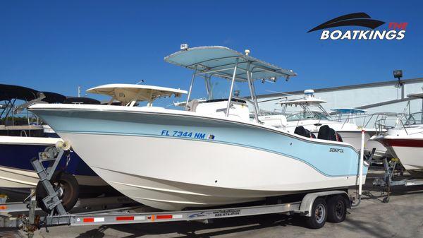 Sea Fox 256CC Pro Series