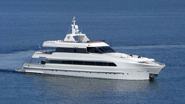 Custom M/Y Luxury FB Yacht