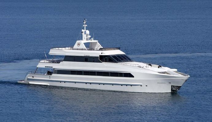 Custom M/Y Luxury FB Yacht - main image