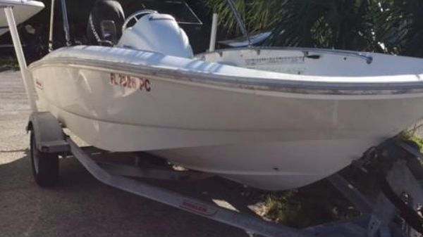Boston Whaler 15 SS