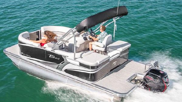 Tahoe Pontoon LTZ Cruise 2 - 20'