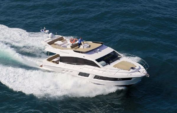 2018 Majesty Yachts Majesty 48