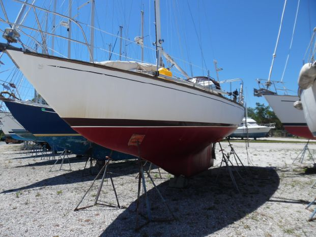 1983 Cape Dory 33 Port Charlotte, Florida - Pier One Yacht Sales