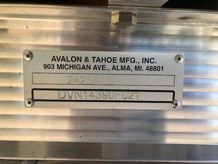 Avalon Ltd LS 2480 QUAD LOUNGE - PT image