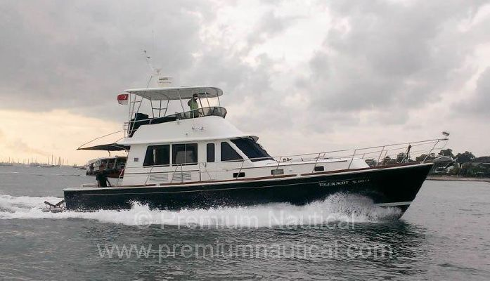 Grand Banks 47 Eastbay Flybridge - main image