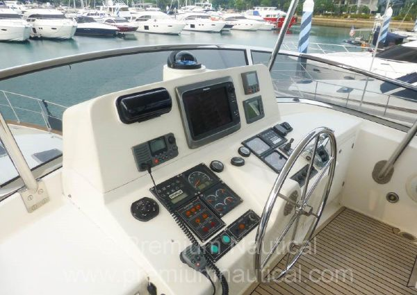 Grand Banks 47 Eastbay Flybridge image