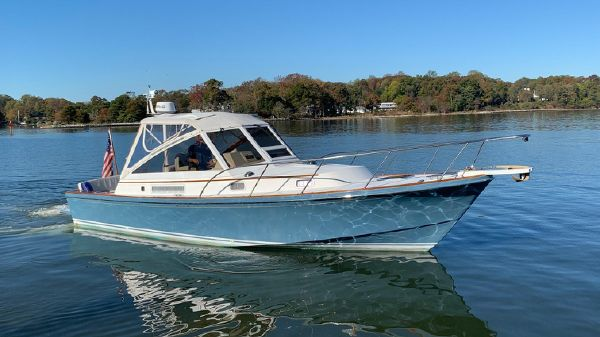 Little Harbor WhisperJet 34
