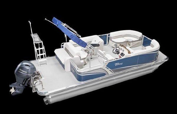 2018 Tahoe Pontoon LTZ Cruise Rear Bench - 24'
