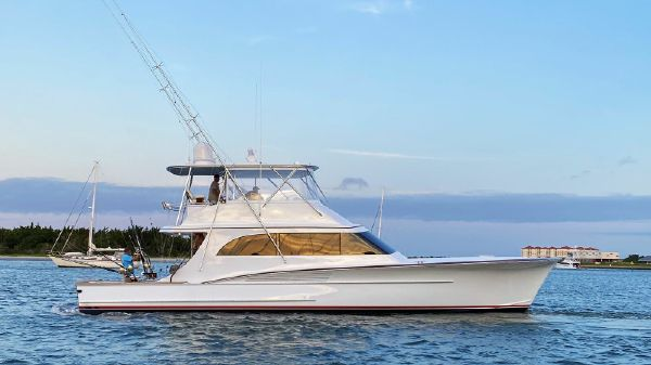 Jarrett Bay 58 Custom Carolina Sportfisherman
