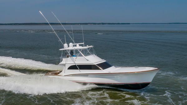 Jarrett Bay 58 Custom Carolina Sportfisherman
