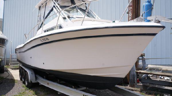 Grady-White 272 Sailfish with New Yamaha Engines