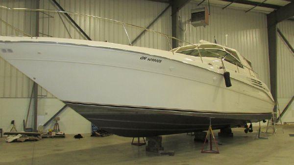 Sea Ray 450 Sundancer
