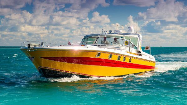 Magnum Furia Express Cruiser