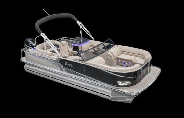 2019 Tahoe Pontoon LTZ Windshield - 24'