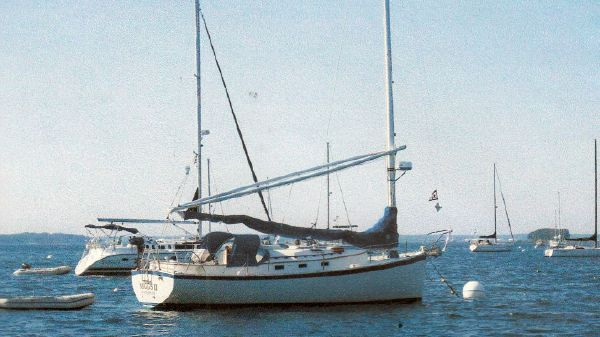 Nonsuch 30 Ultra Sloop