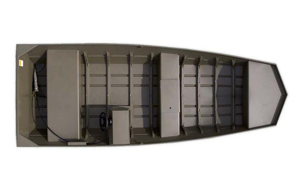 2020 Crestliner 1648M CR Jon