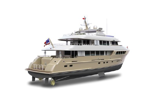 2020 Outer Reef Yachts 115 Explorer