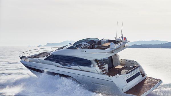 Prestige 630S Coupé Motor Yacht 2018 Prestige 630S Coupé