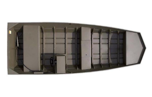 2020 Crestliner 1648MT CR Jon