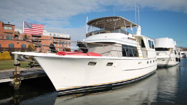 DeFever 47 Poc Motor Yacht